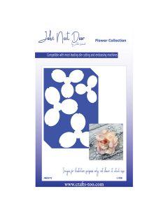John Next Door Flower Collection - Peony
