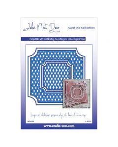 John Next Door Card Die Collection - Anstey (4pcs)