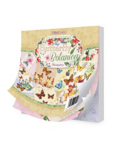 Hunkydory The Square Little Book of Butterfly Botanica