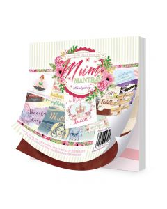 Hunkydory The Square Little Book of Mum Mantras