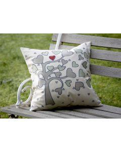 Debbie Shore - Love Cushion Pattern download