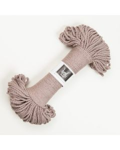 Wool Couture Macrame Rope 3mm - Pewter