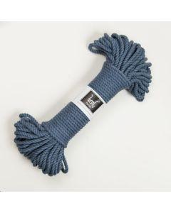 Wool Couture Macrame Rope 5mm - Denim