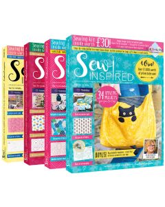 Sew Inspired Magazine Subscription