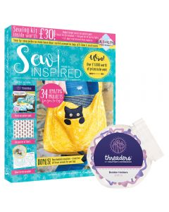 Threaders Silicone Bobbin Holders Sew Inspired Issue 16