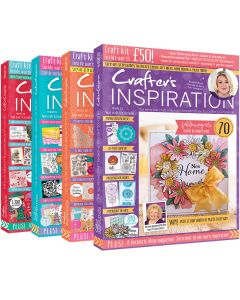 Crafter's Inspiration Magazine Subscription