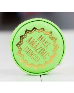 The Makery Measuring Tape - Pistachio