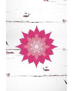 Gemini Mandala Stamp and Die - Chakra