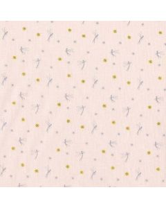 Michael Miller Fabrics Peter Pan Tink - Blush