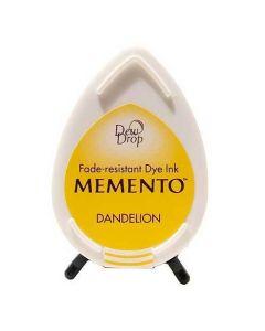 Tsukineko Memento Dew Drop Ink Pad - Dandelion