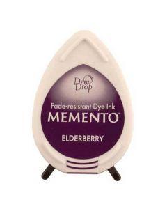 Tsukineko Memento Dew Drop Ink Pad - Elderberry