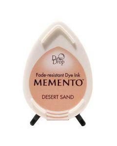 Tsukineko Memento Dew Drop Ink Pad - Desert Sand