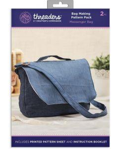 Threaders Pattern Pack - Messenger Bag