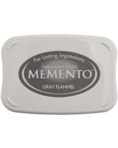Tsukineko Gray Flannel Memento Ink Pad