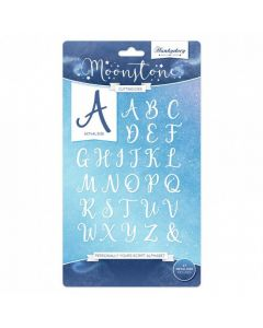 Hunkydory Personally Yours Script Alphabet Die Set