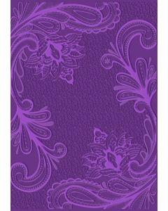 Gemini 3D Embossing Folder - Contemporary Lace
