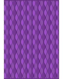 Gemini 3D Embossing Folder - Seamless Wave