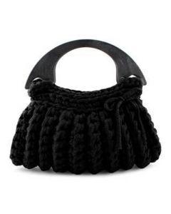 Hoooked Zpagetti Milano Bag Kit - Black