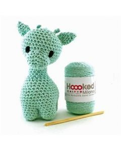 Hoooked Giraffe Kit Ecobarb - Spring