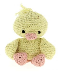 Hoooked DIY Eco Barbante Crochet Kit - Danny Duckling