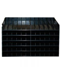 Spectrum Noir Universal BLACK Pen Trays - 6 Trays