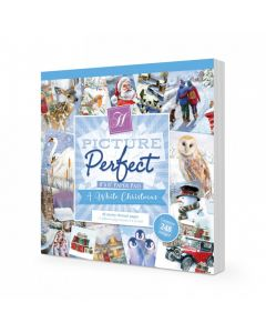 Hunkydory Picture Perfect Pad - A White Christmas