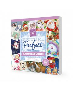 Hunkydory Picture Perfect Pad - Christmas Cuties