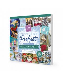 Hunkydory Picture Perfect Pad - Peace on Earth