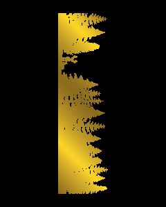 Gemini Elements Foil Stamp Die - Pine Forest