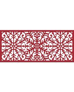 Poinsettia Perfection - Metal Die - Snowflurry