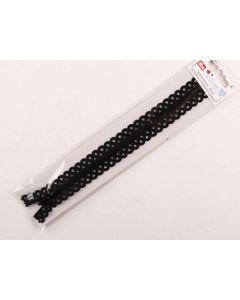 Prym 40cm Love Zip - Black