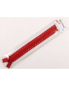 Prym 20cm Love Zip - Red