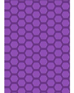 Gemini A6 3D Embossing Folder - Honeycomb