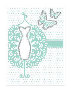 Sara Signature Sew Lovely Cut and Emboss Folder - Sewn with Love