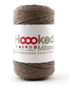 Hoooked Eco Barbante 200g Yarn - Taupe