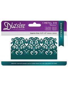 Diesire Edge'ables Metal Die - Rococo