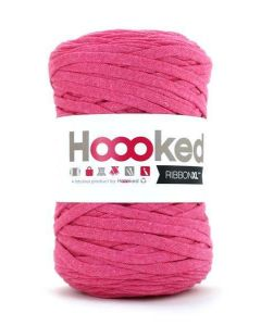 Hoooked RibbonXL Yarn - Bubblegum