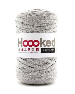 Hoooked RibbonXL Yarn - Silver Grey