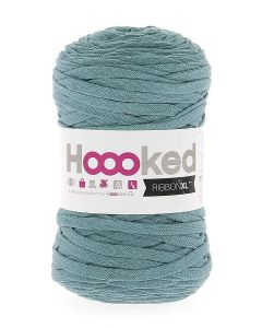 Hoooked RibbonXL Yarn - Emerald Splash