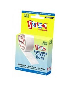 Stix2 Removeable Glue Dots 10mm