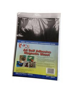 Stix2 Self Adhesive Magnetic Sheet - A4