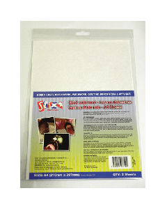 Stix2 Iron on Adhesives Various Materials- A4 Sheets