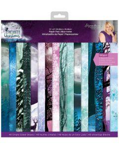 Sara Signature Enchanted Christmas 12x12 Paper Pad