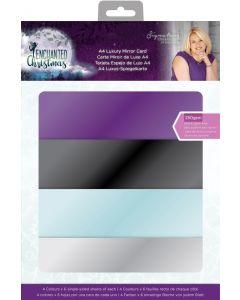 Sara Signature Enchanted Christmas Luxury Mirror Card