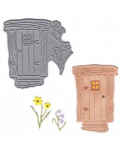 Joanna Sheen Signature Dies - Fairy Door Cottage