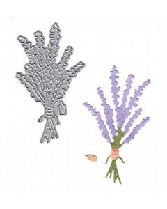 Joanna Sheen Signature Dies - Lavender Spray