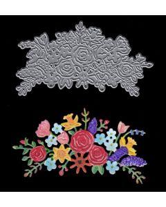 Joanna Sheen Signature Dies - Floral Display