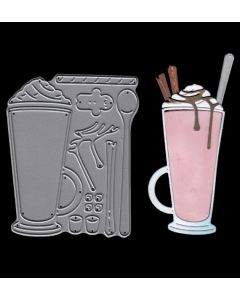 Joanna Sheen Signature Dies - Hot Chocolate