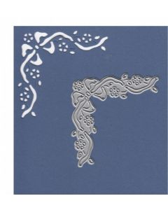 Joanna Sheen Signature Dies - Bow and Blossom Cutwork Corner