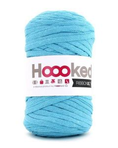 Hoooked RibbonXL Yarn - Sea Blue